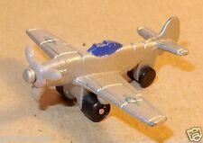 HERPA AIRCRAFT AVION PLANE P 51 D MUSTANG GRIS b