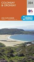 Colonsay and Oronsay by Ordnance Survey 9780319246054 | Brand New
