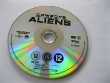 COWBOYS & ALIENS - DISC ONLY (DS) {DVD}