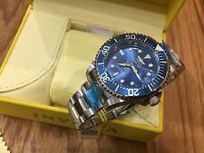 13859 Invicta Mens 47mm Grand Diver Automatic Stainless Steel Bracelet Watch