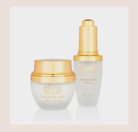 Wrinkle Eye Cream & Serum Set Reduces Dark Circles Under-Eye Puffy Bag Eye Care