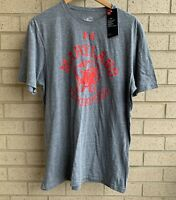 Under Armour Maryland Terrapins Terps Gray T-Shirt - Men's Size XL - NWT