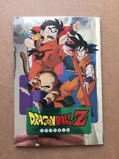 Dragon Ball Z Amada Collection Set Album Silver PP Card Japan