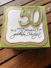 Geschenke Zur Goldenen Hochzeit Günstig Kaufen Ebay