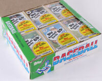 1987 TOPPS 24 PK/31 CT BASEBALL CELLO BOX BONDS/JACKSON ROOKIES MANY HOF FASC!!