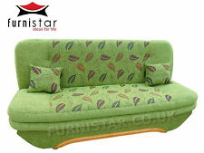 "MODERN Sofa Bed ""ELA"" SETTEE COUCH with storage bonell springs polskie wersalki"
