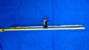 Shower Slide Rail Kit  Chrome Handset holder,Rail ends, Rail, Will Fit AQUALISA