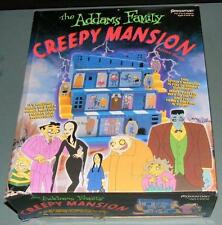 1992 Addams Family Creepy Mansion NEW