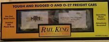 MTH Rail King 2008 MTH Club 34' 19th Century Box Car  New Ships FREE in US
