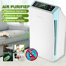 Large Room Air Purifier Office Air Cleaner Hepa Filter to Remove Odor Dust &Mold