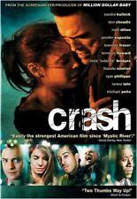 Crash DVD 2004 Sandra Bullock Matt Dillon Widescreen