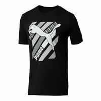 PUMA Men's Cat Brand Graphic Tee