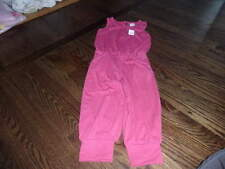 NWT NEW BABY GAP 4T 4 YRS PINK OUTFIT