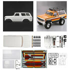 1:10 RC Car Body Shell Kit RC Crawler Spare Parts Upgrade Accessory DIY