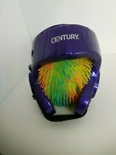 Century Classic Gear Sparring Head Gear Karate Taekwondo Helmet Red Martial Arts