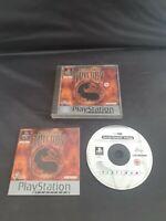 Mortal Kombat Trilogy (COMPLETE) Sony PlayStation 1, Ps1, Psone Platinum Label