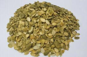 Pumpkin Seeds 1Kg, Grade AA, 500g, 250g - Read to Eat - Resealable Bag