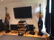 Lawrence Audio Violin Loudspeakers Standmount Speakers - Upgraded