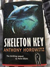 Skeleton Key Anthony Horowitz The Thrilling Sequel To Point Blanc