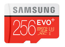 Samsung 256GB Camera Memory Cards