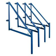 32 in. Outrigger for Exterior Scaffold (4-Pack) in Blue - MetalTech