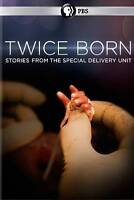 Twice Born Stories From The Special Delivery Unit ---PBS NEW SEALED DVD
