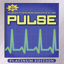 Pulse Platinum by Various Artists (CD, Jan-2008, Razor & Tie) Brand New R&B Soul