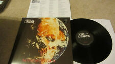 Vio-lence Nothing to Gain LP Exodus Sadus Atheist Machine head Rob Flynn lim555!