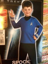 NEW!  Star Trek Spock  Costume Boys Large 12-14