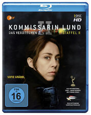 3 Blu-rays * Kommissarin Lund - The Killig / Das Verbrechen Staffel 2 # NEU OVP