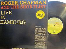 "► Roger Chapman - Live in Hamburg (Acrobat ACRO 6) (UK) (of the group ""Family"")"
