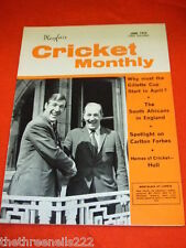 PLAYFAIR CRICKET MONTHLY - HULL - JUNE 1970