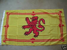 SCOTLAND SCOTTISH LION RAMPANT FLAG 3 x 2 NEW