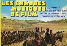 LES GRANDES MUSIQUES DE FILM VOLUME 1 UNITED ARTISTES Do-LP FOC (L9434)