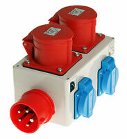 Einschaltautomatik für 3Ph-400V / 230V, Nr. 0098.3915 (früher 0098.3901)