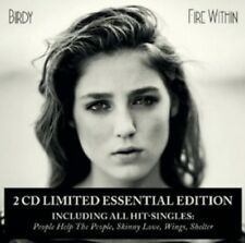 BIRDY - FIRE WITHIN-LTD.ESSENTIAL EDITION 2 CD NEW!