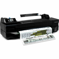 HP Designjet T120 Colour ePrinter A2 / A1 Plotter Wide Format Stand