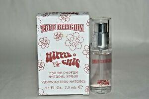 NIB True Religion Hippie chic eau de parfum spray .25 oz