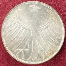 Alemania 5 DEUTSHCE marcas 1971 G (D2308)