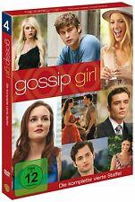 Gossip Girl - Season-Staffel 4 Komplett - DVD