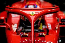 Ferrari F1 Formula One Automotive Car Wall Art Giclee Canvas Print Photo (206)