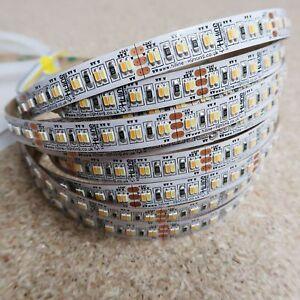 Tunable white LED strip 240 LEDs per meter 28.8W