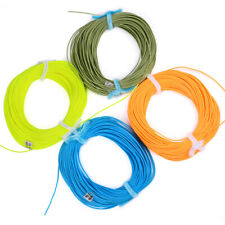 Fly Line Weight Forward Floating Line Welded Loop WF-2F/3F/4F/5F/6F/7F/8F 100FT