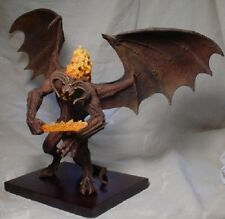 LORD of RINGS BALROG PEWTER AMALGAMA STATUE PROFESSIONAL PAINT WETA