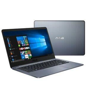 """ASUS Star Gray E406MA-BV086RA 14"""" Laptop Pentium N5000 4GB 128GB SSD Windows 10"""