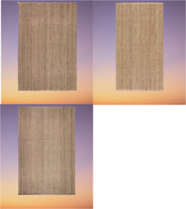 New LOHALS Rug, flatwoven, natural 80x150 cm, 160x230 cm or 200 x 300 cm IKEA