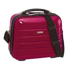 Beautycase Kosmetikkoffer Schminkkoffer Beauty Case London berry