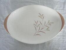 C4 Porcelain Royal Doulton Meadow Glow Serving Plate Oval Large 38x26cm 4D5B