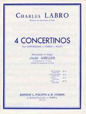 LABRO - Concertino en Ré mineur et Ré majeur Opus 31 pour Contrebasse à cordes e