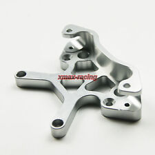 Silver Front Metal Shock Tower Brace alloy for HPI Rovan KM Baja 5B SS Buggy